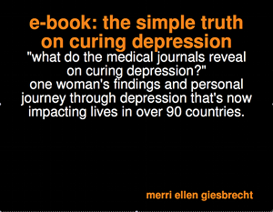 almost free depression ebook