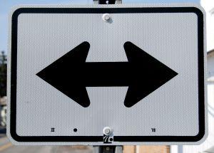 indecision arrows