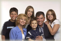 elizabeth pantley family